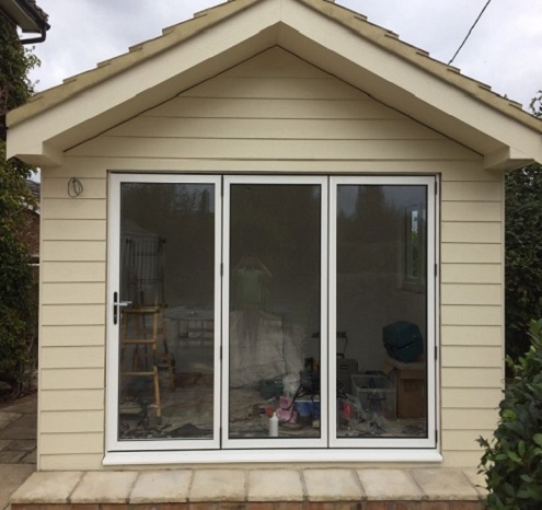 Thaxted chill out study room for Garden rooms cambridge